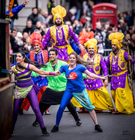 New Years Day Parade 2016 London
