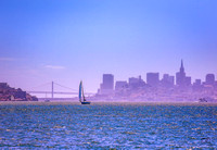 Sailing in San Fransisco bay-1